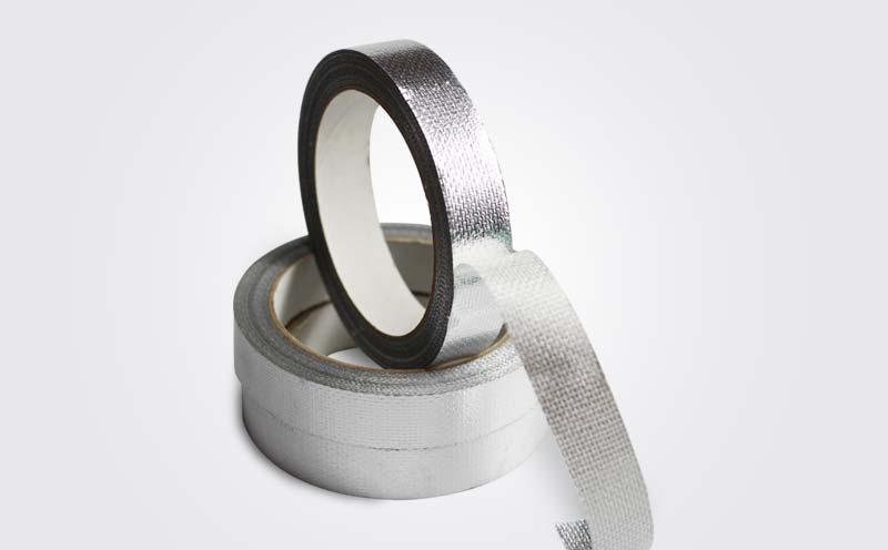 Acrylic Adhesive HVAC Foil Tape