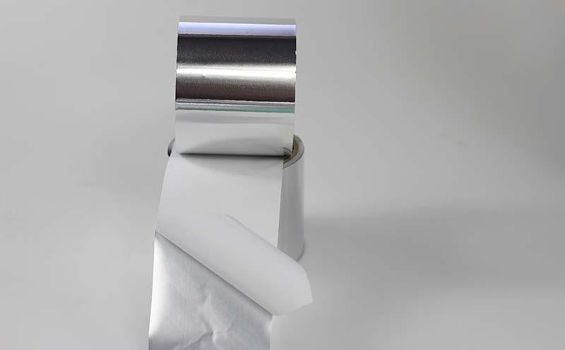 Acrylic adhesive HVAC Tape