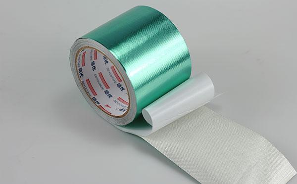 hvac Reinforced Aluminum Foil Tape